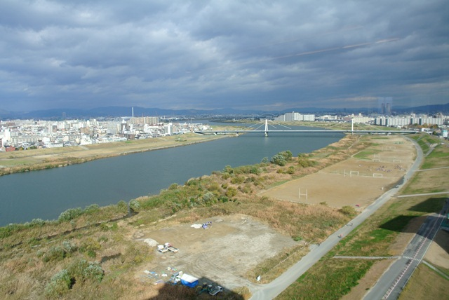 大阪市旭区:淀川 (…>まちを楽しむ>旭区内のスポット)