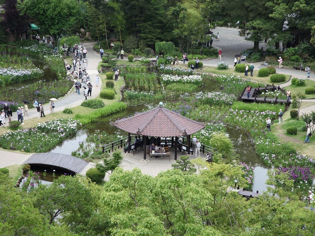 大阪市旭区:城北公園 (…>まちを楽しむ>旭区内のスポット)