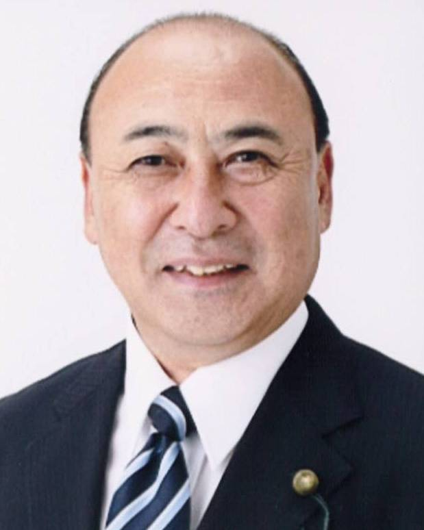 公明党大阪市会議員団土岐恭生議員の顔写真