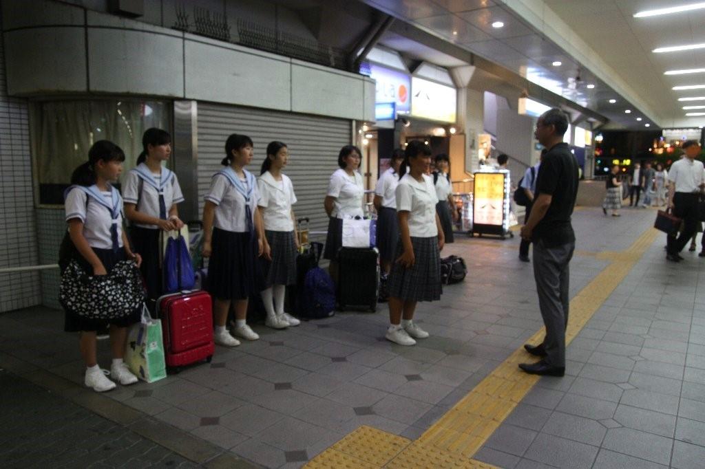 阪神電鉄野田駅