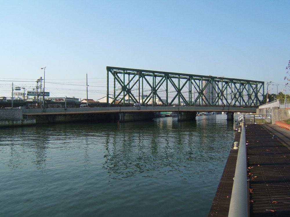 大阪市:岩崎橋(いわさきばし)...