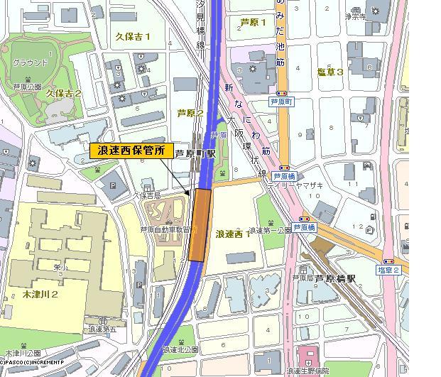 自転車の 大阪 中央区 自転車 撤去 : ... 撤去された自転車を保管して